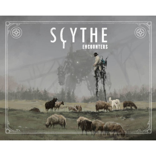 Buy Scythe Encounters (Expansion) the game expansion online in NZ
