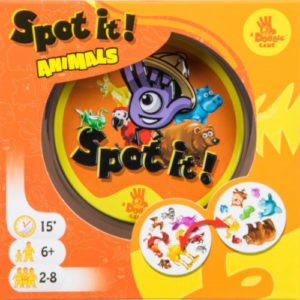 Buy Spot it! Animals the game online in NZ
