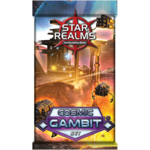 Buy Star Realms: Cosmic Gambit (Expansion) the card game expansion online in NZ