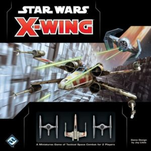 Buy Star Wars X-Wing 2nd Edition the game online in NZ