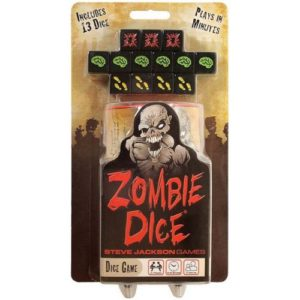 Buy Zombie Dice the game online in NZ