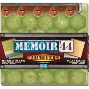 Buy Memoir '44: Breakthrough the game expansion online in NZ