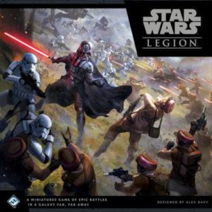 Buy Star Wars: Legion the game online in NZ