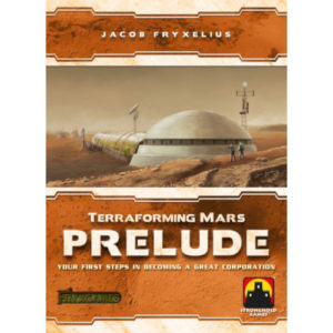 Buy Terraforming Mars: Prelude (Expansion) the game expansion online in NZ