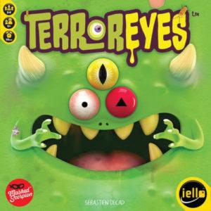 Buy TerrorEyes the board game online in NZ