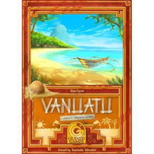 Buy Vanuatu (second edition) the board game online in NZ