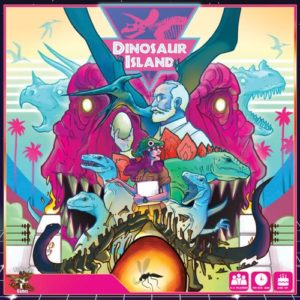 Buy Dinosaur Island the board game online in NZ