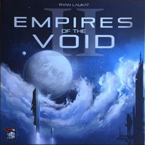 Buy Empires of the Void II the board game online in NZ