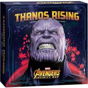 Buy Thanos Rising: Avengers Infinity War the board game online in NZ