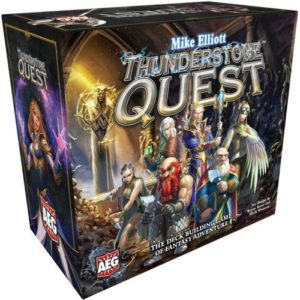 Buy Thunderstone Quest the card game online in NZ