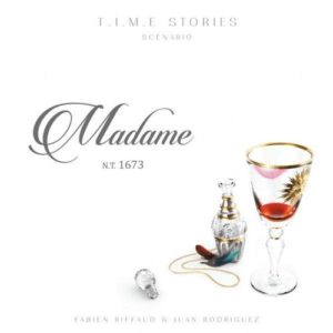 Buy T.I.M.E Stories: Madame (Expansion) the game expansion online in NZ