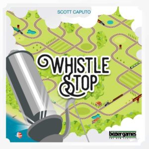 Buy Whistle Stop the game online in NZ