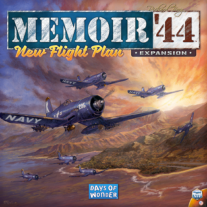 Buy Memoir 44 - New Flight Plan the game expansion online in NZ