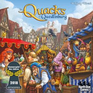 Buy The Quacks of Quedlinburg the board game online in NZ