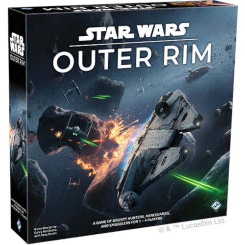 Buy Star Wars - Outer Rim the board game online in NZ