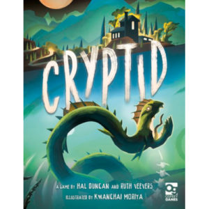 Buy Cryptid the board game online in NZ