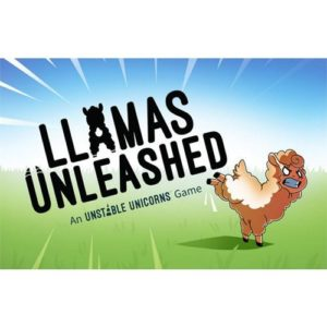 Buy Llamas Unleashed the card game online in NZ