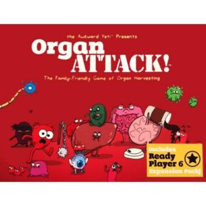 Buy OrganATTACK the card game online in NZ