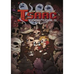 Buy The Binding of Isaac Four Souls the card game online in NZ