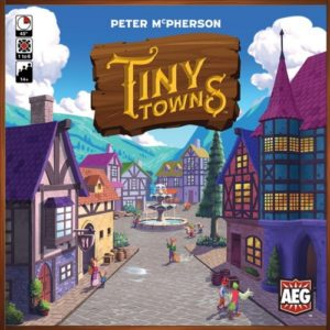 Buy Tiny Towns the game online in NZ