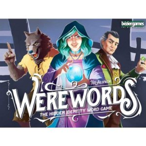 Buy Werewords the game online in NZ