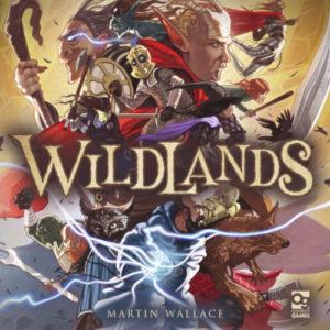 Buy Wildlands the board game online in NZ