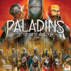 Buy Paladins of the West Kingdom the game online in NZ