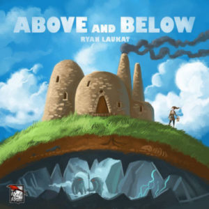 Buy Above and Below the board game online in NZ