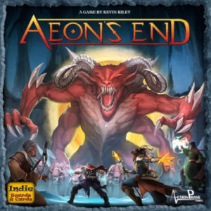 Buy Aeon's End the board game online in NZ