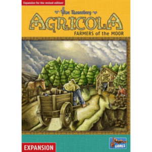 Buy Agricola: Farmers of the Moor (Expansion) the board game expansion online in NZ