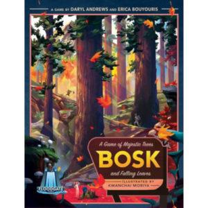 Buy Bosk the board game online in NZ