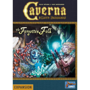 Buy Caverna: The Forgotten Folk (Expansion) the board game expansion online in NZ
