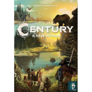 Buy Century: A New World the board game online in NZ