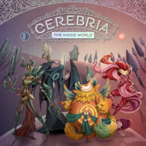 Buy Cerebria: The Inside World the board game online in NZ