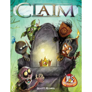 Buy Claim the card game online in NZ