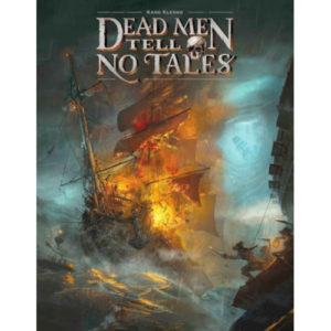 Buy Dead Men Tell No Tales the board game online in NZ
