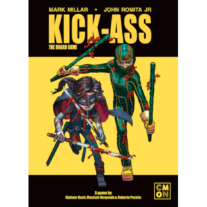 Buy Kick-Ass: The Board Game the board game online in NZ