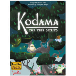 Buy Kodama: The Tree Spirits the board game online in NZ