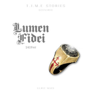 Buy T.I.M.E Stories: Lumin Fidei (Expansion) the game expansion online in NZ