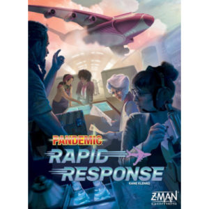Buy Pandemic: Rapid Response the board game online in NZ