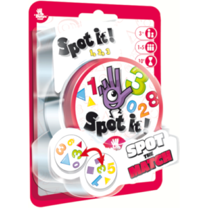 Buy Spot It! 1,2,3 (Blister Pack) the card game online in NZ