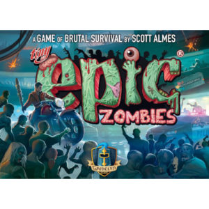 Buy Tiny Epic Zombies the board game online in NZ