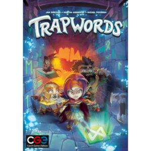 Buy Trapwords the board game online in NZ