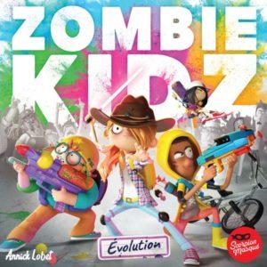 Buy Zombie Kidz Evolution the board game online in NZ