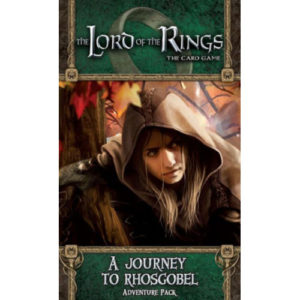 Buy The Lord of the Rings: The Card Game – A Journey to Rhosgobel the card game expansion online in NZ