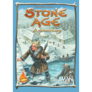 Buy Stone Age (Anniversary Edition) the board game online in NZ