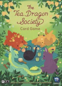 Buy The Tea Dragon Society the card game online in NZ