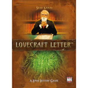 Buy Lovecraft Letter the card game online in NZ