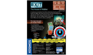 Buy Exit: The House of Riddles the game online in NZ