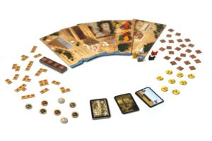 Buy Imhotep: A New Dynasty (Expansion) the game expansion online in NZ